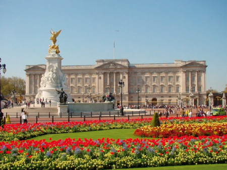 Residencia Real de Buckingham Palace